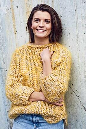 ENGASJERT: Madeleine Strand er redaktør i Kamille. I det siste har hun vært i flere debatter rundt det å ta kvinners helse i tidsklemma på alvor. Selv har hun to små barn og full jobb.