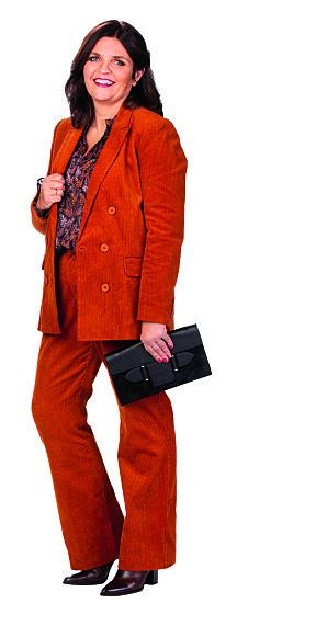 Før var oransje på ut-listen, nå er det en av Veroncas nye favorittfarger.