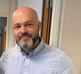 Gregory Storm Gurvich, seksjonsleder ved kriminalitetsforebyggende team i Bydel Søndre Nordstrand