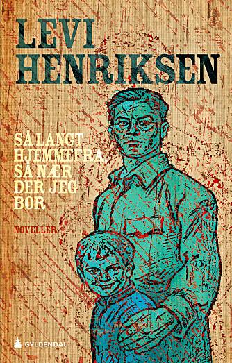<b>NY BOK:</b> Levi Henriksen har kommet med en nydelig novellesamling denne høsten. Mange av novellene spinner ut fra hans eget liv. På side 35 har kan du lese «Snø skal falle».
