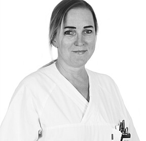 MAMMING FØR AMMING: Selv om amming er viktig, så må det ikke gå på bekostning av mors livskvalitet, sier jordmor Carola Karl Urvik.