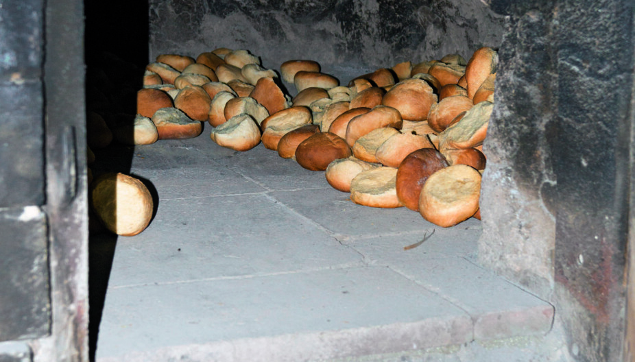BOLLER OG ... SPRIT: Bakeriet Panadería Artesanal Amaro i Ingenio er viden kjent for sine bakverk. Byen er også kjent for sin vodka.