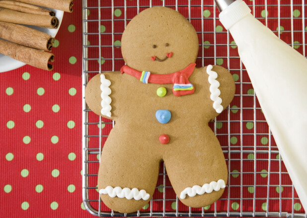 JULEFAVORITTEN: Pepperkaken er den soleklare julefavoritten blant nordmenn.