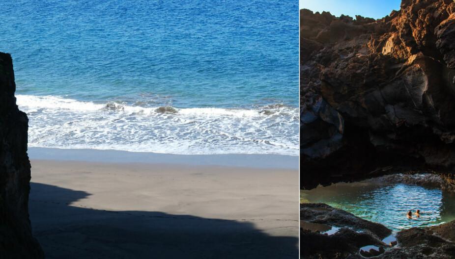 AVSLØRER ØYAS SKATTER: Lokalkjente Rolando Suárez har skrevet bok der han røper 111 perler på nordmenns feriefavoritt Gran Canaria