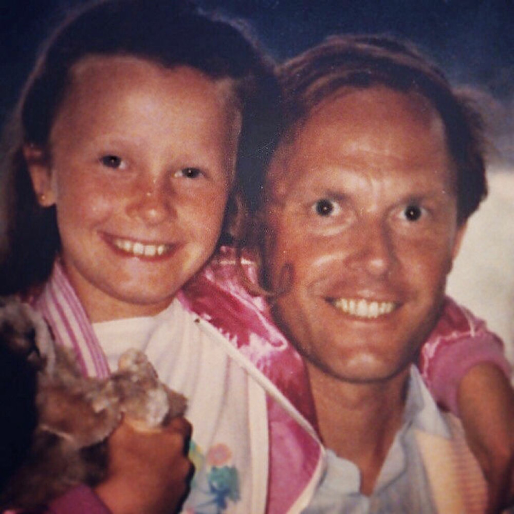 <b>STORT SAVN:</b> For 15 år siden tok Lisas far sitt eget liv. Fremdeles tenker hun på ham hver dag.