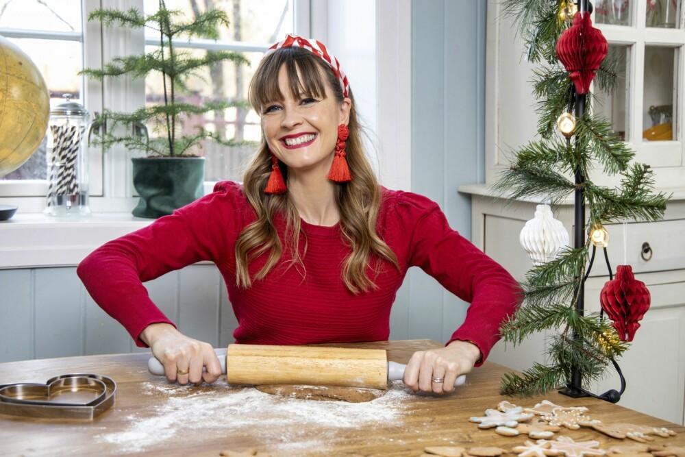 <b>TIDLIG FORBEREDT:</b> Lisa Stokke tilbrakte hele førjulstiden på turné med kirkekonsertene «Julenatt», og har ikke hatt mye tid til å gjøre klart til jul hjemme i England.