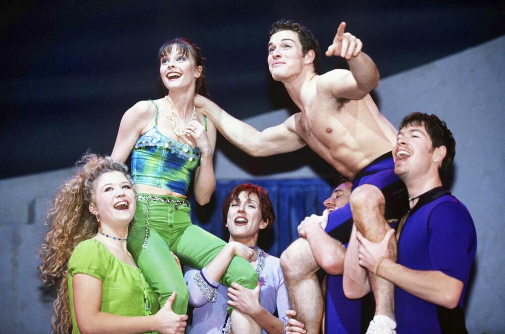 <b>DRØMMEROLLE:</b> I år er det 20 år siden Lisa spilte hovedrollen i den aller første «Mamma Mia!»-musikalen i London.