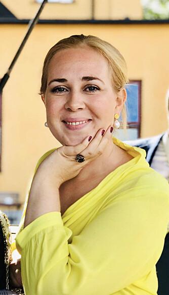 Ulrikke Moen, gestaltterapeut MNGF