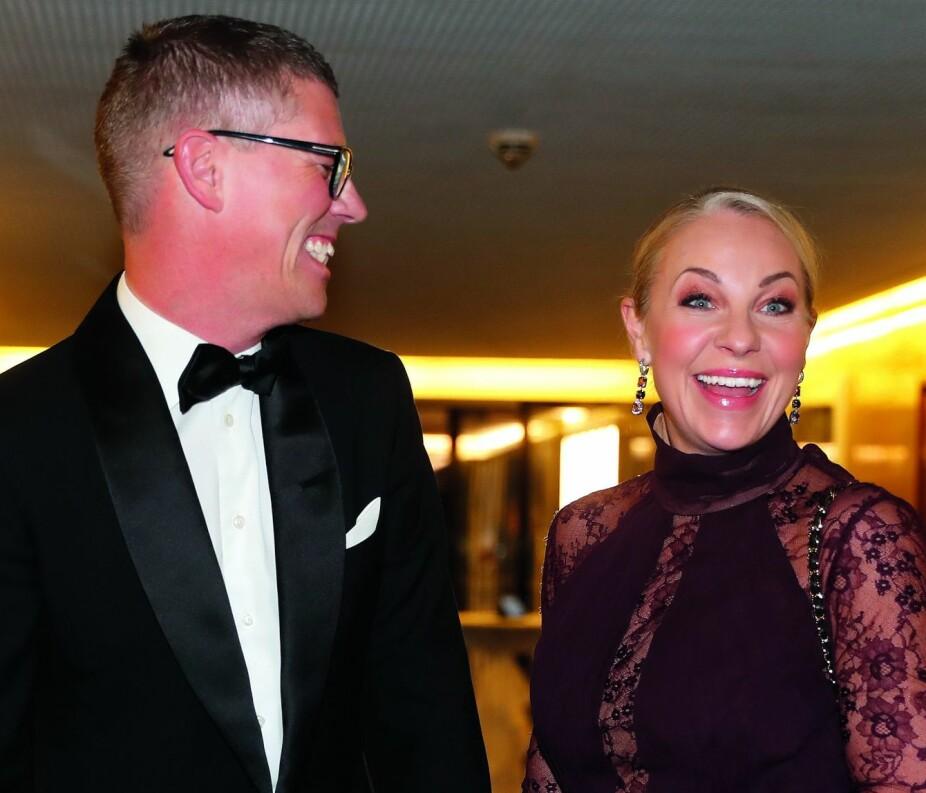 <b>KJÆRLIGHETEN SEIRET:</b> Etter 15 år som av-og-på-kjærester skal Janne Formoe og Jan Fredrik Karlsen nå gifte seg.