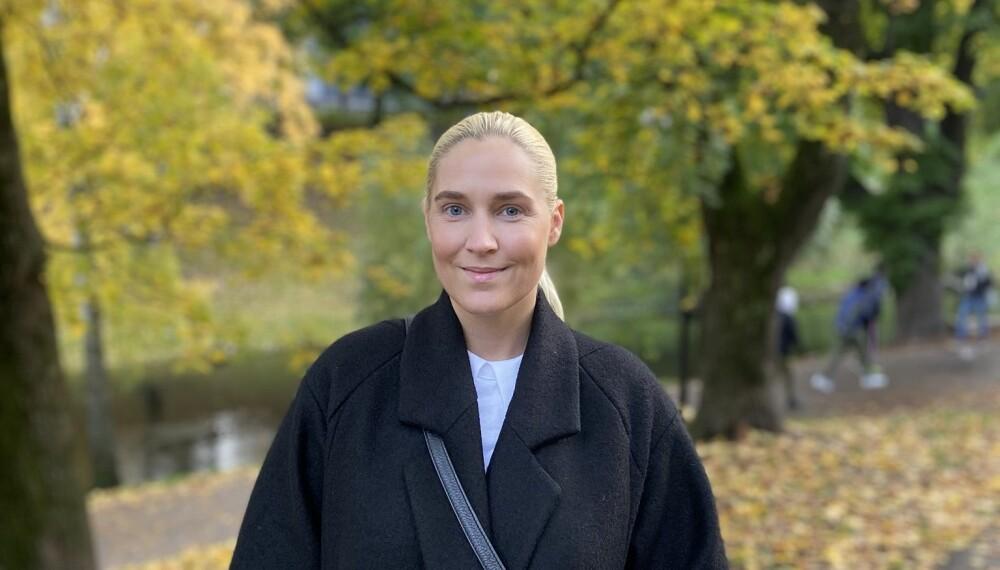 GRÜNDEREN BAK: Marielle Frank startet Hey girl! i 2016, da hun hadde flyttet fra Trondheim til Oslo.