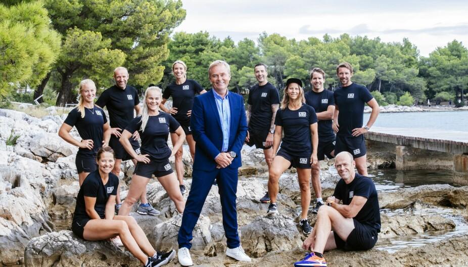 """TV-AKTUELL: I en årrekke har trønderen vært en av Norges mest profilerte kombinertløpere. Nå har du kunnet følge ham som en av deltagerne i """"Mesternes mester"""" på NRK."""