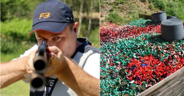 Kenneth skyter 40 000 skudd i året – her er hans beste hagletips
