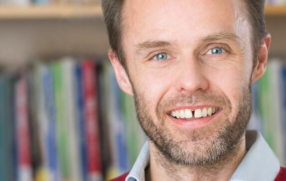 RESEARCHER ON ELDERLY MOVING: NOVA researcher Jardar Sørvoll has found that more elderly people move than before.