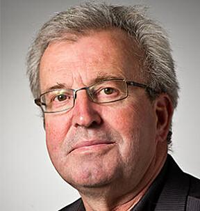 Erik Fink Eriksen. Professor emeritius i endokrinologi fra universitetet i Oslo.