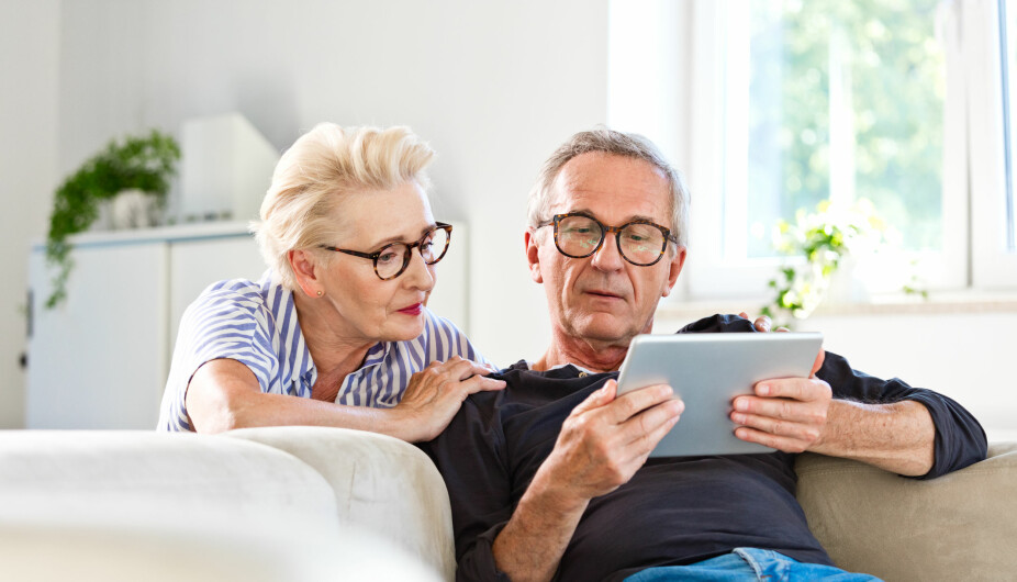 DO NOT WAIT FOR TOO LONG: People in their 60s today often feel young and active, but this is the best time to plan their living situation for old age.  Then you can do it together, while you still have a lot of profit and are in good health.