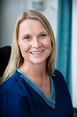 HAS GOOD EXPERIENCES: Doctor Kari Løvendahl Mogstad.