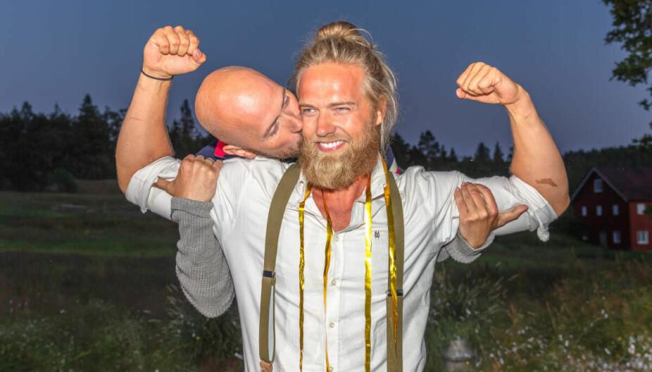 Su: nell'emozionante finale contro Terje Sporsem, Lasse è stato finalmente dichiarato vincitore sul