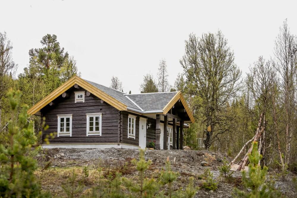 De oude brouwerij uit 1882 was gebaseerd op een boerderij in Fang.  Ivar en Ranveig hebben het naar Gålå verplaatst en gerenoveerd, zodat de familie nu een moderne hut met veel ziel heeft.