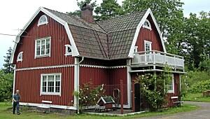 Nå kan du kjøpe billig stuga i Sverige