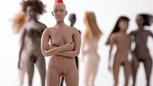 - En del voksne reagerer på kjønnsorganene