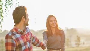 Er du og kjæresten helt forskjellige? Da er dere sannsynligvis en perfekt match