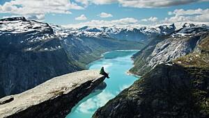 Har du reist mye i Norge?