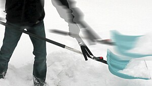 Få fart på snømåkingen