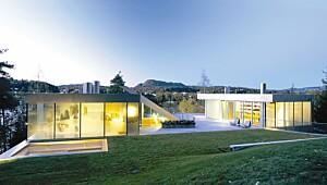 Norges flotteste villa ligger i Asker