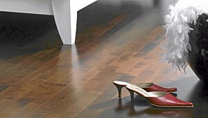 Dette gulvet er enklest å legge