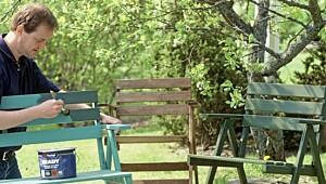 Ny vår for hagemøblene
