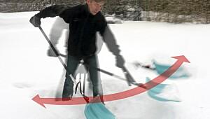 Dette gjør snømåkingen enklere