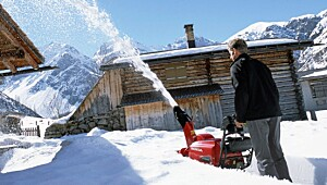 Guide til snøfresere