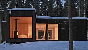 Her bor arkitekten uten vann og strøm