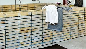 Badekar av murstein