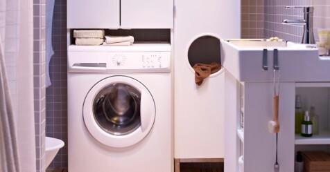 Tipsene som gir deg bedre plass p badet bad - Foto bagni ikea ...