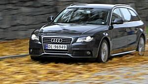 Audis nye bestselger