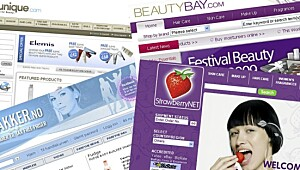 Spar penger - kjøp skjønnhet på nettet
