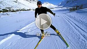 Snarveien til gode ski