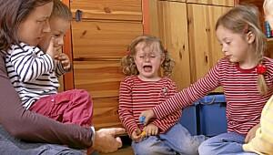 Hvordan takle rasende barn