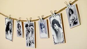 17 tips til oppheng av bilder