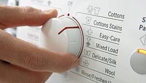 Øko-vaskens temperaturbløff