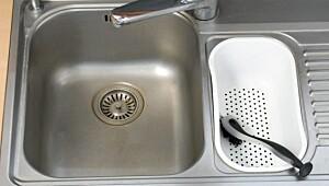 Tips til ren og pen oppvaskbenk