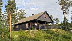 Gjør hyttekupp på fjellet