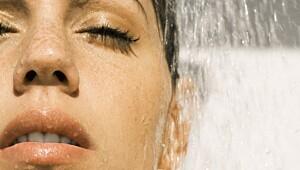 Ta en kjappis i dusjen