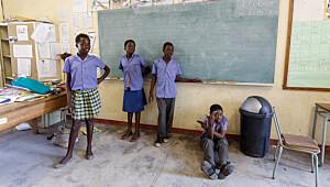Utdanning redder liv - bli med på dugnad!