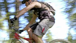 - Vinkelen på sykkelsetet redder deg