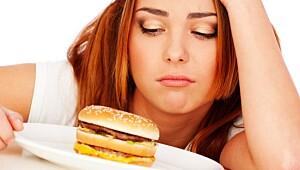 Åtte grunner til at du ikke går ned i vekt