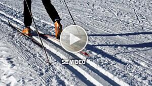 Få raskere ski enn naboen