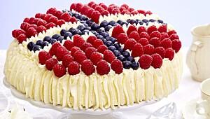 Ja, vi elsker kake uten melk