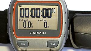 Vi har testet 8 pulsklokker med GPS